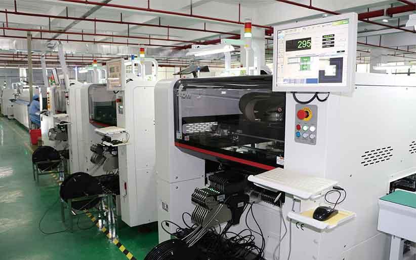金合光电LED显示屏工厂