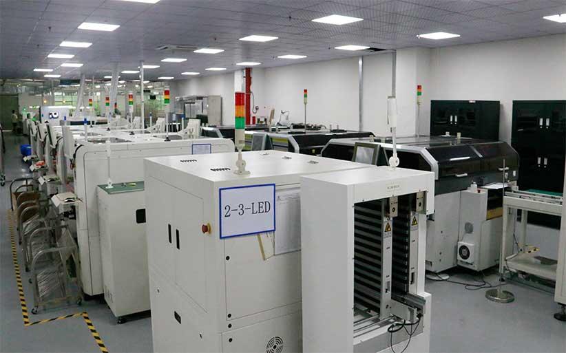 金合光电LED电子屏工厂
