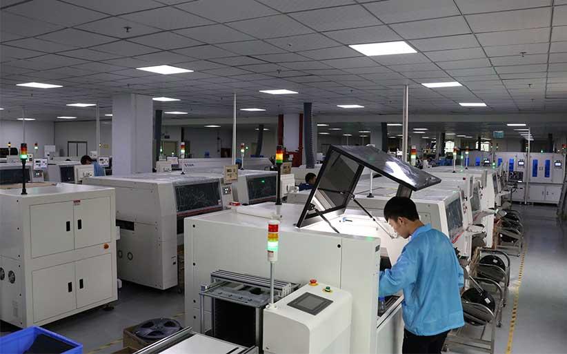 金合光电LED屏工厂